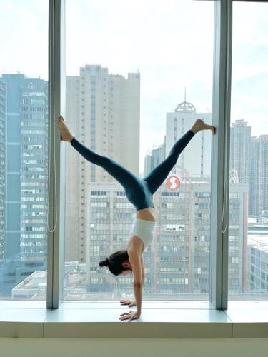 瑜伽導師|Billie