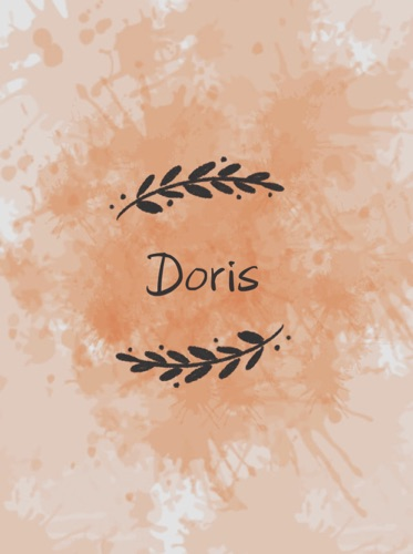 Doris makeup