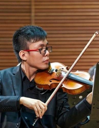 演奏級小提琴老師,十年以上教學經驗
