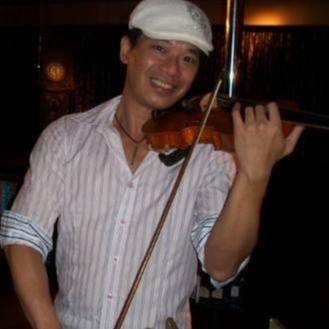 謝文宗夫婦小提琴教學