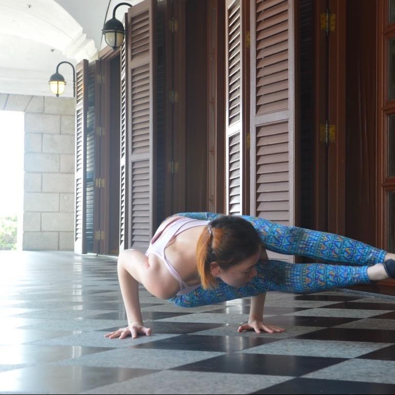 Maggie Tung 註冊瑜伽導師