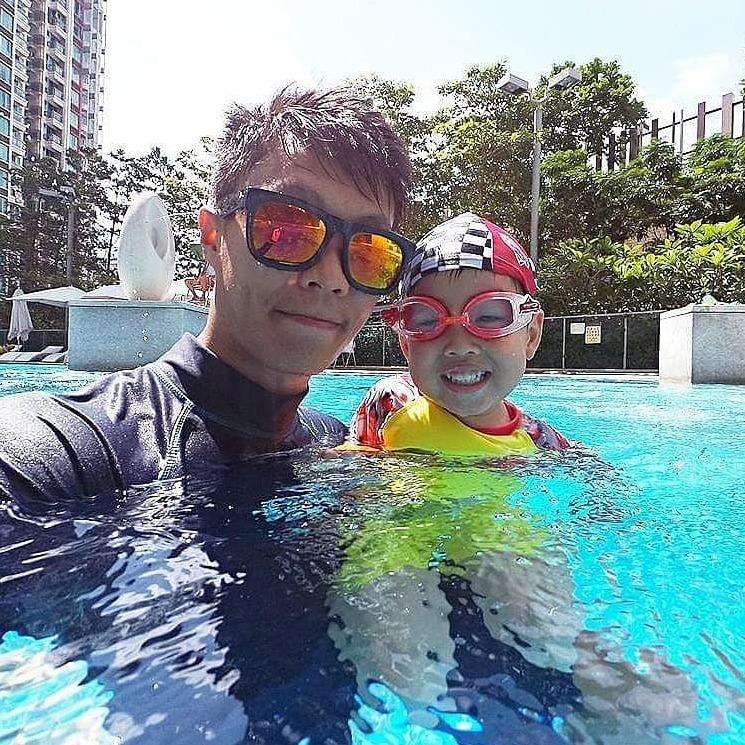 游泳健身教練ChingHei
