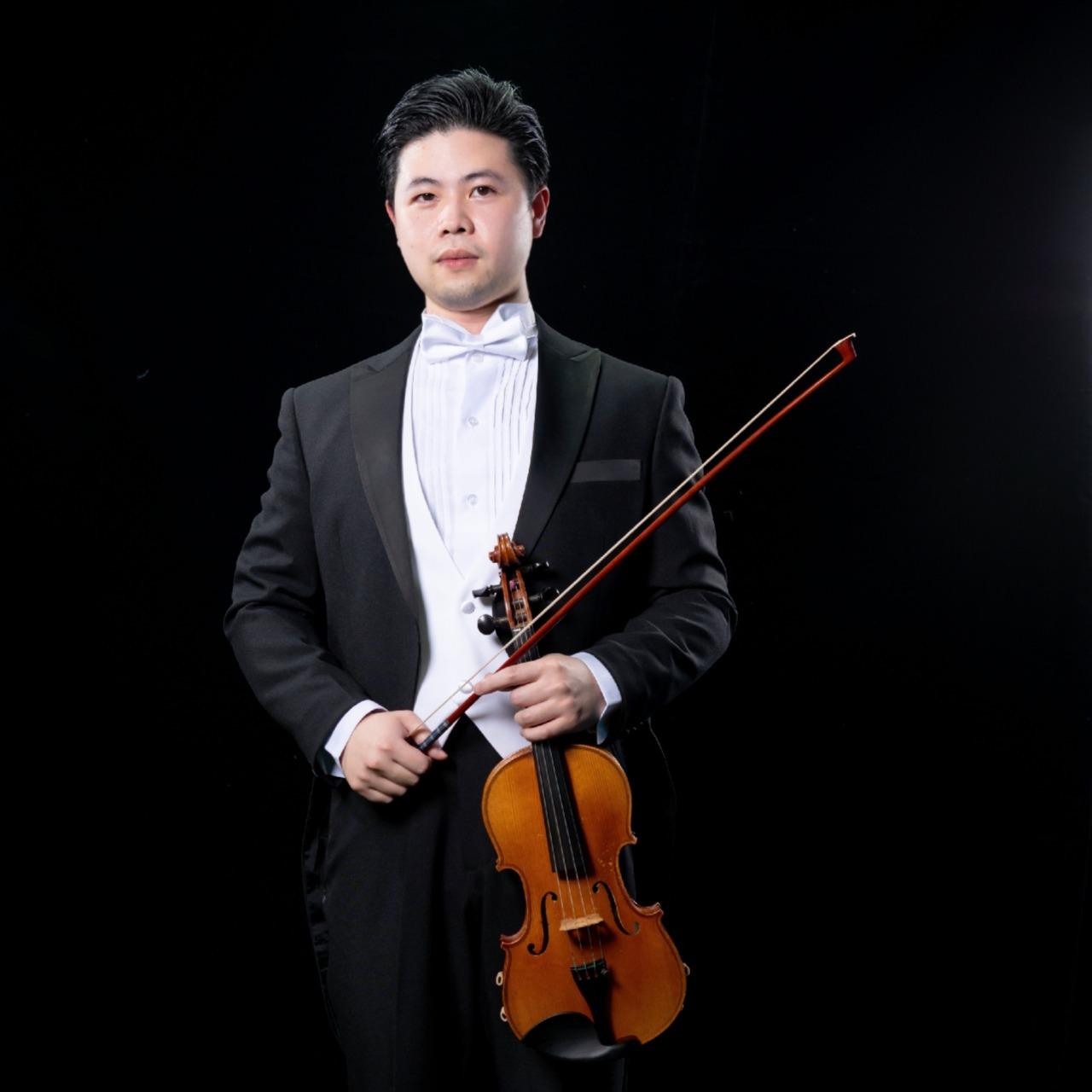 Antonio Lau (LTCL Violin)