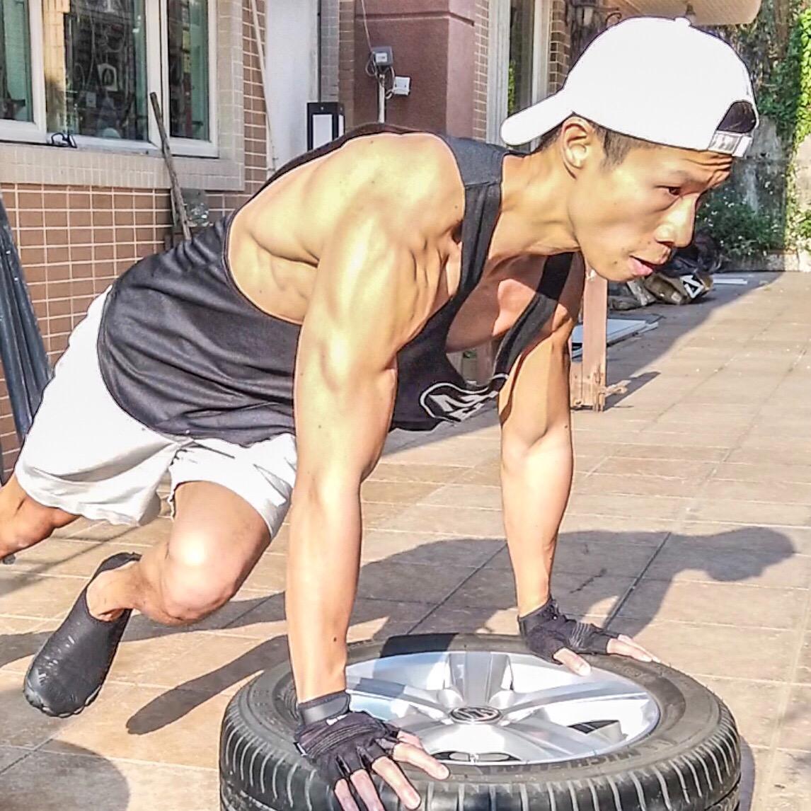 體能教練 | Personal Trainer | Ivan