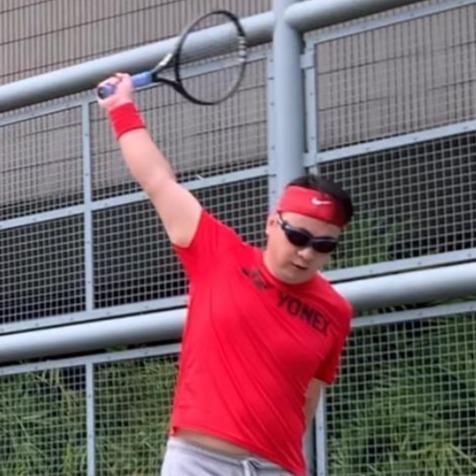 ATPCA一級網球教練| Alex Tam