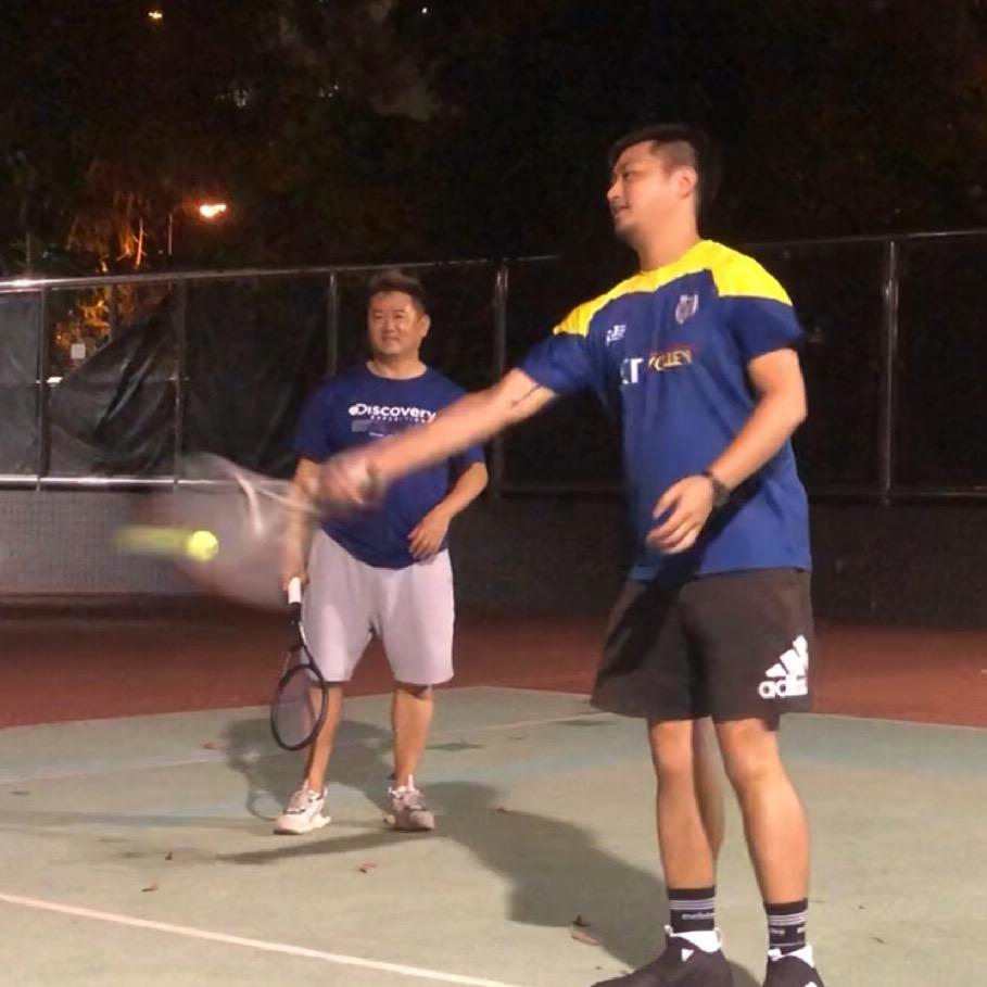 澳洲網球教協一級教練 | 專業細心 | Nicholas Tam