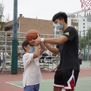 籃球教練︱Lung Tszkit