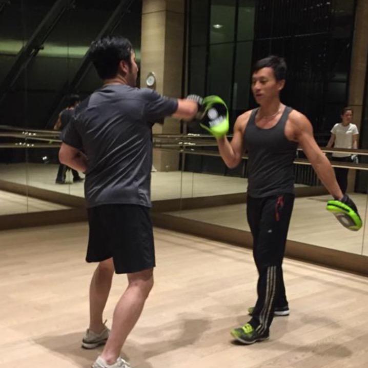 WING LO 拳擊教練