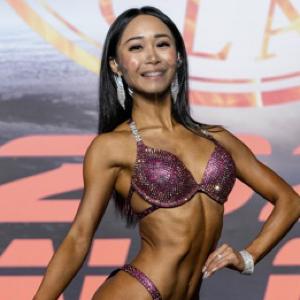Katherine Tsang 教練  現役健美運動員 私人健身教練  美臀班