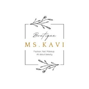 Ms.Kavi_makeup